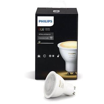 Philips Hue White Ambiance 5.5W GU10 (929001257601)