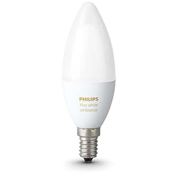 Philips Hue White Ambiance 6W E14 (929001301401)
