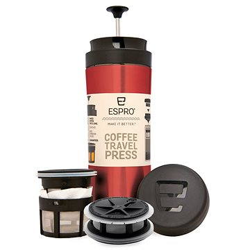 ESPRO Travel Press EXPLORER (5012CT-15RD)