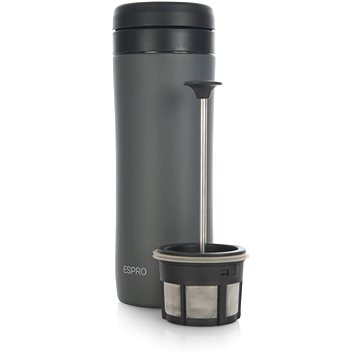 ESPRO Travel Press šedý (5012C-17GR)