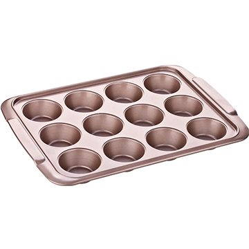 Tescoma Forma 12 muffinů DELÍCIA GOLD 39x28cm 623560 (623560.00)
