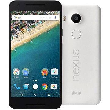 LG Nexus 5x 32GB Quartz + ZDARMA Digitální předplatné Týden - roční