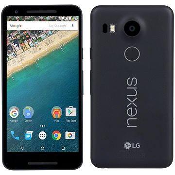 LG Nexus 5x 32GB Black (lgnex5xh791 32gbleu) + ZDARMA Digitální předplatné Týden - roční