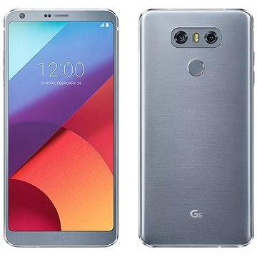 LG G6 Platinum + ZDARMA Digitální předplatné PC Revue - Roční předplatné - ZDARMA Digitální předplatné Interview - SK - Roční od ALZY Digitální předplatné Týden - roční