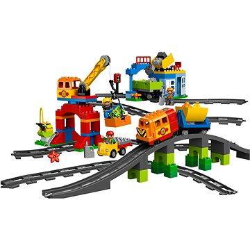 LEGO DUPLO 10508 Vláček deluxe (5702015153584)