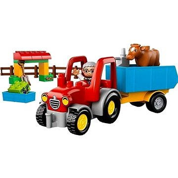 LEGO DUPLO 10524 Traktor (5702015125093)