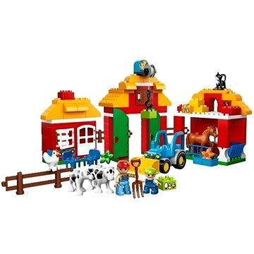 LEGO DUPLO 10525 Velká farma (5702015125109)