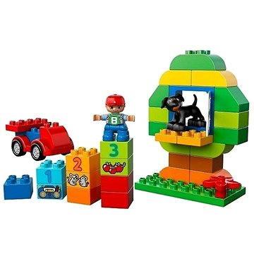 LEGO DUPLO 10572 LEGO DUPLO Box plný zábavy (5702015115551)