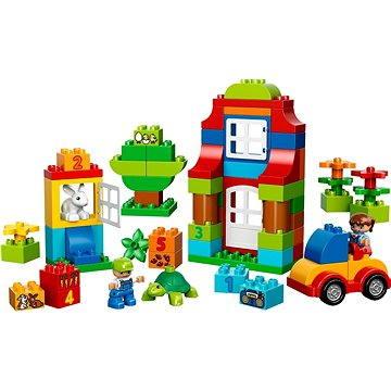 LEGO DUPLO 10580 LEGO DUPLO Zábavný box Deluxe (5702015128803)