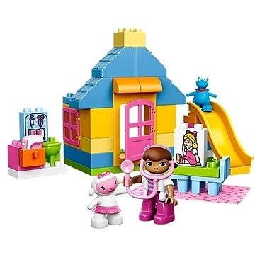 LEGO DUPLO 10606 Doktorka Plyšáková:Ordinace na dvorku (5702015355223)