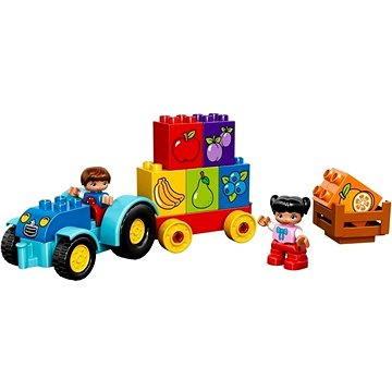 LEGO DUPLO 10615 Můj první traktor (5702015355100)