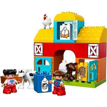 LEGO DUPLO 10617 Moje první farma (5702015355124)