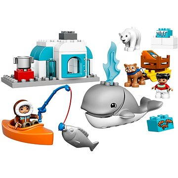 LEGO DUPLO 10803 Arktida (5702015597906)