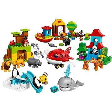 LEGO DUPLO 10805 Cesta kolem světa (5702015597920)