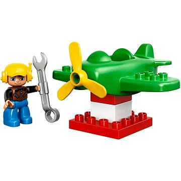 LEGO DUPLO 10808 Malé letadlo (5702015599030)