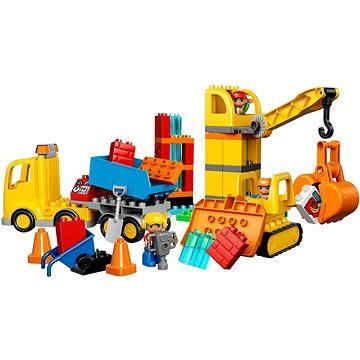 LEGO DUPLO 10813 Velké staveniště (5702015599405)