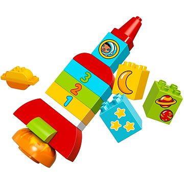 LEGO DUPLO 10815 Moje první raketa (5702015594967)