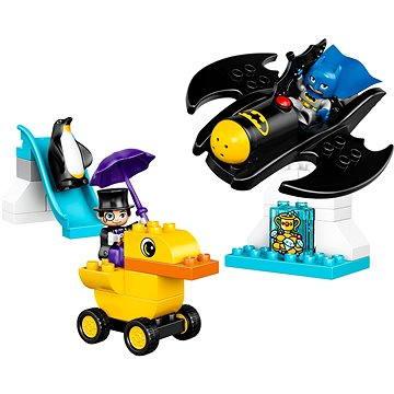 LEGO Duplo 10823 Dobrodružství s Batwingem (5702015597876)