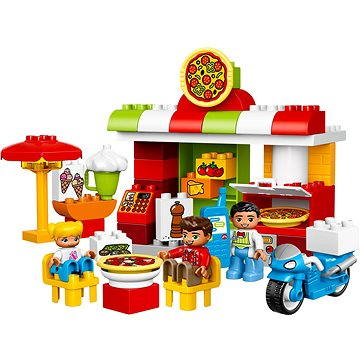 LEGO Duplo 10834 Pizzerie (5702015865609)