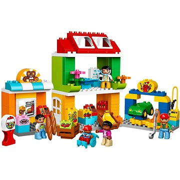LEGO Duplo 10836 Náměstí (5702015865616)