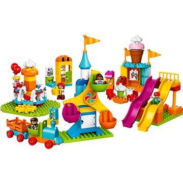 LEGO DUPLO Town 10840 Velká pouť (5702015869973)