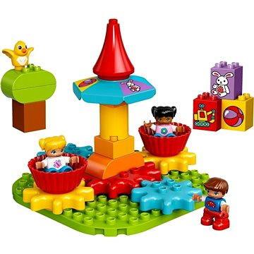 LEGO Duplo 10845 Můj první kolotoč (5702015866613)