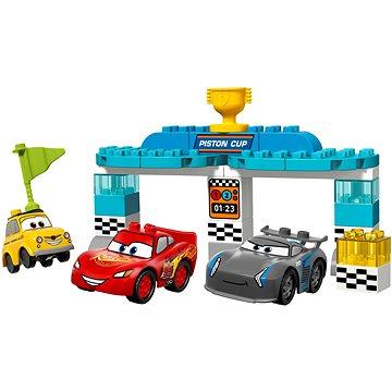 LEGO DUPLO Cars TM 10857 Závod o Zlatý píst (5702015866736)