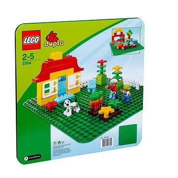 LEGO DUPLO 2304 LEGO DUPLO Velká podložka na stavění (5702015989480)
