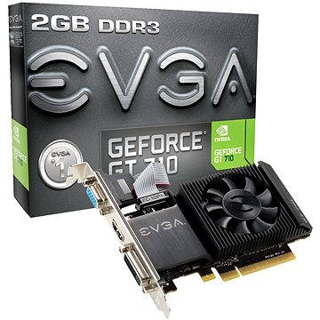 EVGA GeForce GT710 (02G-P3-2713-KR)