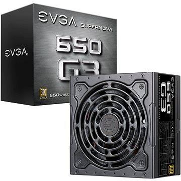 EVGA SuperNOVA 650 G3 (220-G3-0650-Y2)