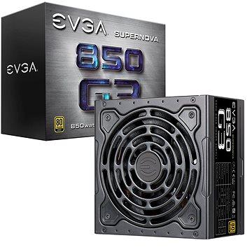 EVGA SuperNOVA 850 G3 (220-G3-0850-X2)