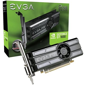 EVGA GeForce GT 1030 SC (02G-P4-6333-KR)