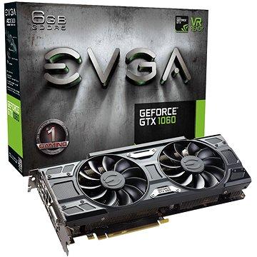 EVGA GeForce GTX 1060 6GB GAMING ACX 3.0 (06G-P4-6262-KR)