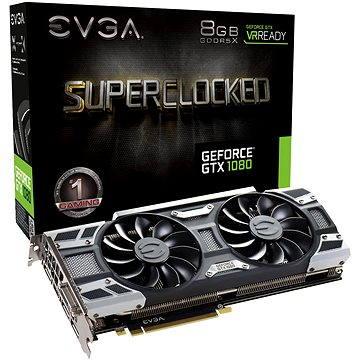 EVGA GeForce GTX 1080 SC GAMING ACX 3.0 (08G-P4-6183-KR) + ZDARMA Hra pro PC Gears of War 4
