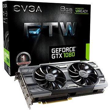 EVGA GeForce GTX 1080 FTW GAMING ACX 3.0 (08G-P4-6286-KR) + ZDARMA Hra pro PC Gears of War 4