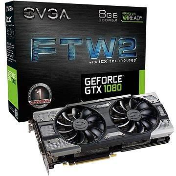 EVGA GeForce GTX 1080 FTW2 GAMING iCX (08G-P4-6686-KR)