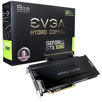 EVGA GeForce GTX 1080 FTW GAMING HYDRO COPPER (08G-P4-6299-KR)