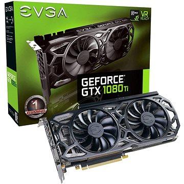 EVGA GeForce GTX 1080Ti SC Black Edition Gaming ICX (11G-P4-6393-KR)