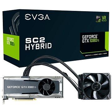 EVGA GeForce GTX 1080 Ti SC2 HYBRID GAMING iCX (11G-P4-6598-KR)