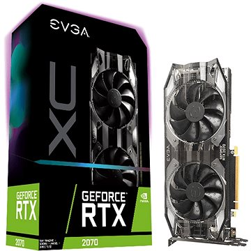 EVGA GeForce RTX 2070 XC GAMING (08G-P4-2172-KR)