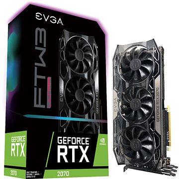 EVGA GeForce RTX 2070 FTW3 ULTRA GAMING (08G-P4-2277-KR)