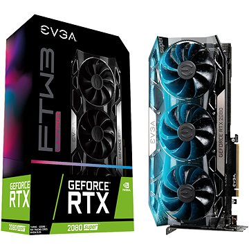 EVGA GeForce RTX 2080 SUPER FTW3 ULTRA GAMING (08G-P4-3287-KR )