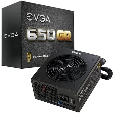 EVGA 650 GQ Power Supply (210-GQ-0650-V2)