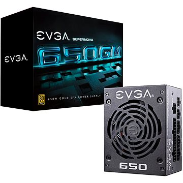 EVGA SuperNOVA 650 GM SFX+ATX (123-GM-0650-Y2)