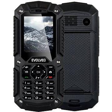 EVOLVEO StrongPhone X2 (SGM SGP-X2-B) + ZDARMA Digitální předplatné Týden - roční