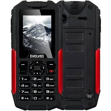 EVOLVEO StrongPhone X3 (SGM SGP-X3-B) + ZDARMA Digitální předplatné Týden - roční