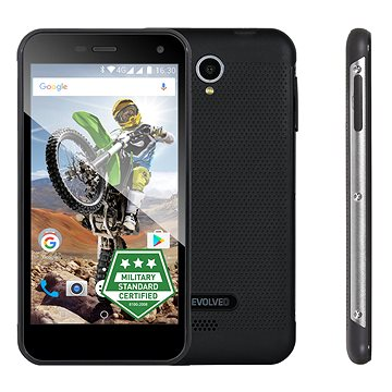 EVOLVEO StrongPhone G4 (SGP-G4-A7) + ZDARMA Digitální předplatné Interview - SK - Roční od ALZY Digitální předplatné Týden - roční