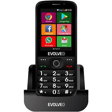 EVOLVEO EasyPhone AD černý (EP-900-ADB)