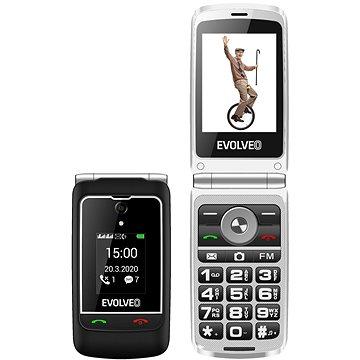 EVOLVEO EasyPhone FG černá (EP-750-FGB)