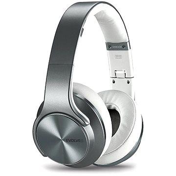 EVOLVEO SupremeSound E9 stříbrno/bílá (SD-E9-DG)